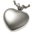 Pet Cremation Jewelry Strong Heart