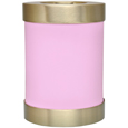 Alternate view of Pet Memorial Candle Holder Dog Urn- Pink