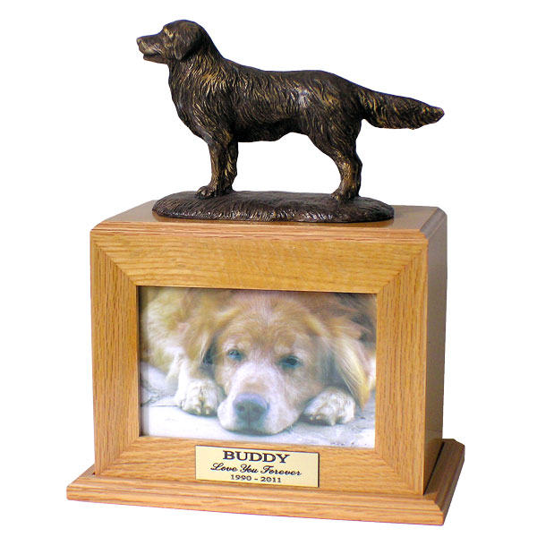 Pet Urn Memorial For Dogs